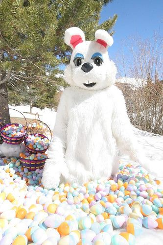 Easter Egg Hunt at Sugar Mountain