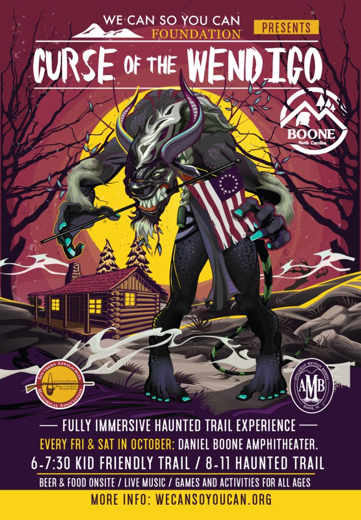 https://www.hcpress.com/arts/haunted-horn-curse-wendigo-daniel-boo-kid-friendly-trail.html
