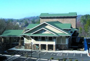 The Hayes Performing Arts Center in Blowing Rock