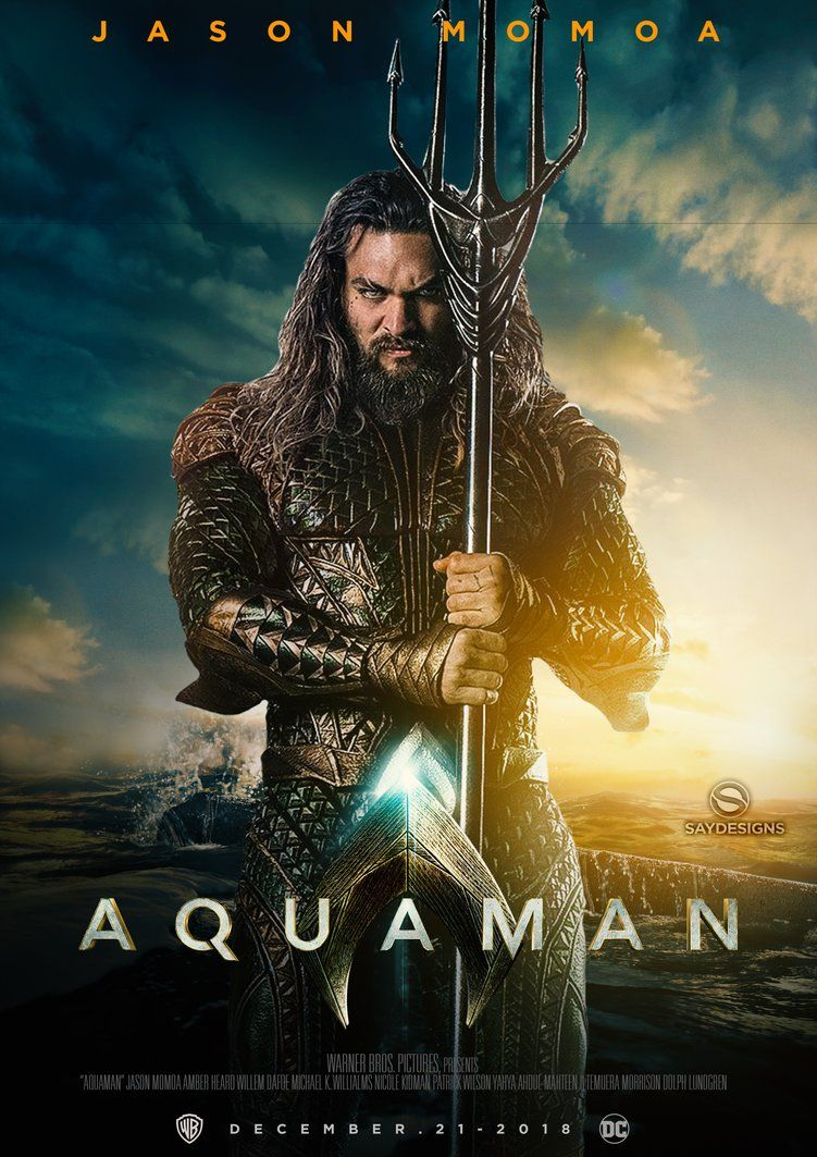 Movie Review Aquaman Typical Superhero Movie Jason Momoa Makes
