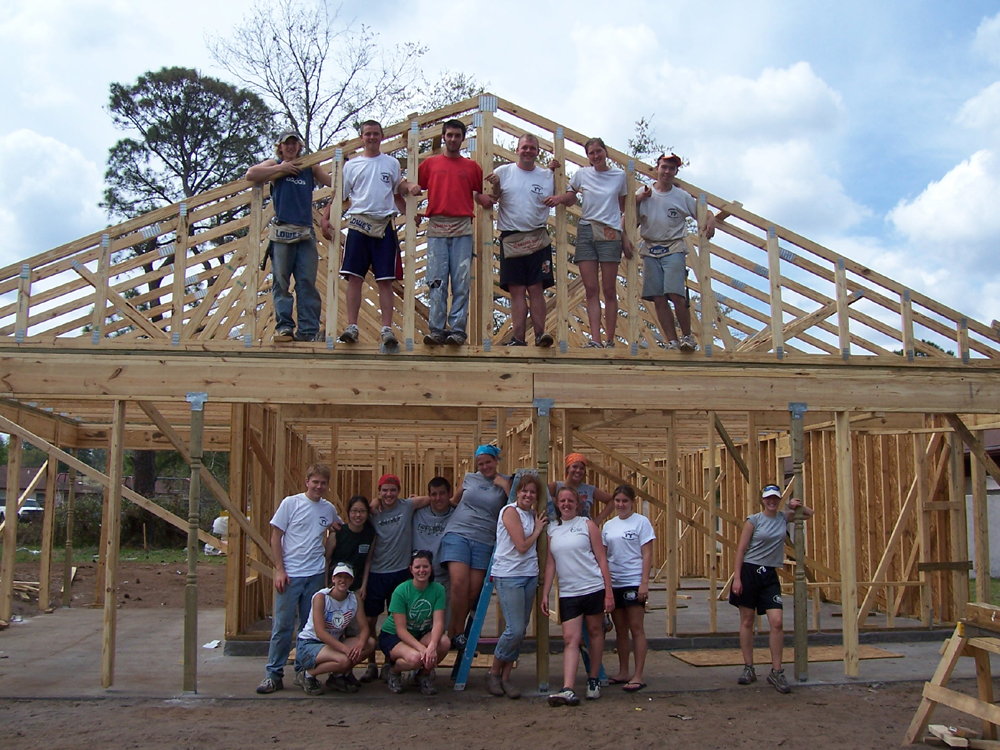 Avery county habitat for humanity asks for help in transforming the lives of local families in for Construction habitat